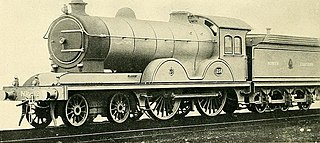 NER Class R1 class of 10 British 4-4-0 locomotives