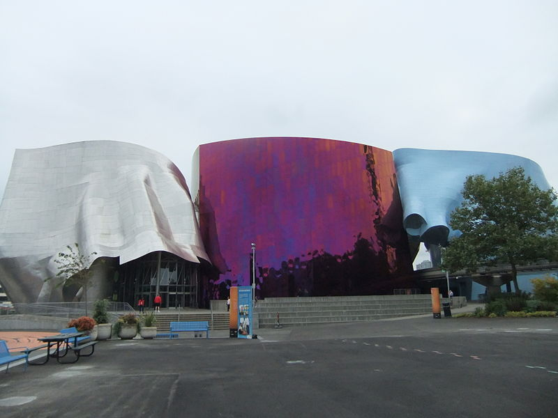 File:Experience Music Project, Science Fiction Museum, Seattle (9436938506).jpg