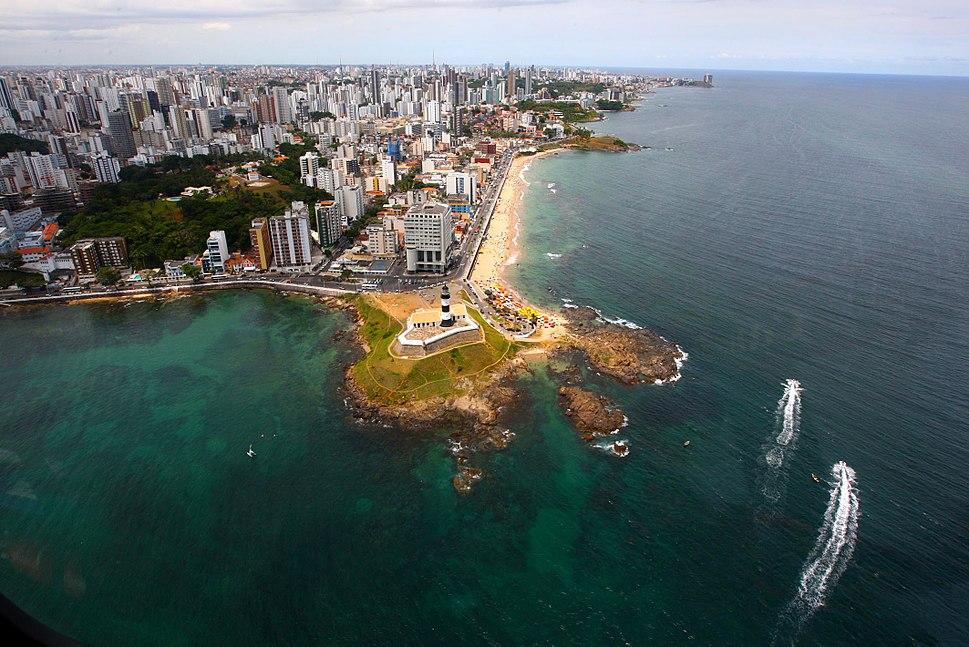 Extremo sul de Salvador