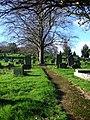 Exwick Cemetery - geograph.org.uk - 324927.jpg