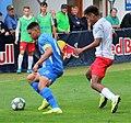 FC Salzburg (U19) versus KRC Genk (U19) (UEFA Youth League 17. September 2019) 23.jpg