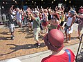FQF 2012 French Market Dance Lesson .JPG