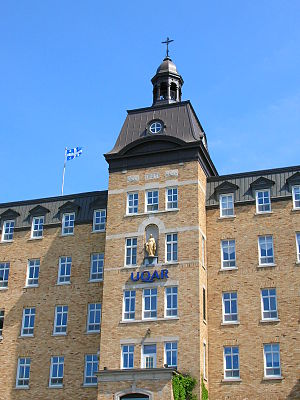 Université du Québec à Rimouski - Image: Facade uqar
