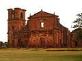 Fachada da Igreja de São Miguel Arcanjo.JPG