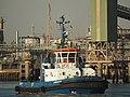 Fairplay III (tugboat, 2007) IMO 9365116, Calandkanaal pic3.JPG