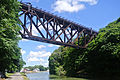 Falls Road Railroad Bridge Lockport New York.jpg