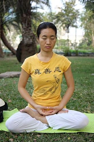 Religious experience - Meditation