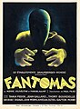 Fantômas - affiche du film de Paul Fejos, 1932.jpg