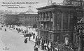 Fasada pałacu Saskiego od strony placu Saskiego przed 1919.jpg