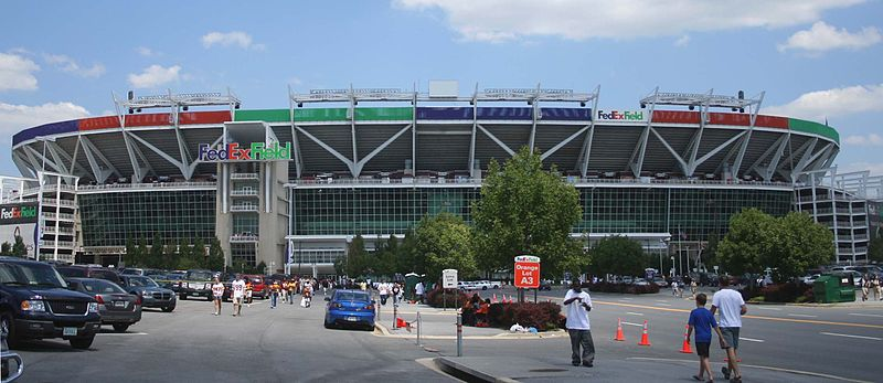 File:FedexField photo by Flickr user dbking.jpg