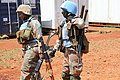 Female combat troops of South African Contingent in MONUSCO on robust foot and moblile patrols 72.jpg