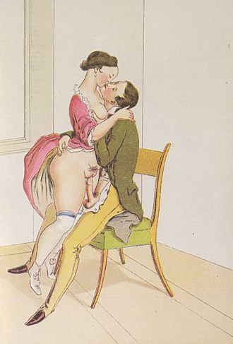 Das Liebespaar (The Lovers) wrongly attributed to Peter Fendi Fendi09.jpg