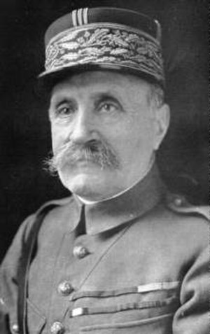 Médaille militaire - Marshal of France, Great Britain and Poland, Ferdinand Foch, a recipient of the Médaille militaire