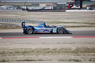 Acura ARX-01 - Image: Fernandez Acura Utah