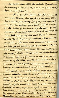 File-Articles of agreement between Thomas F. Mulledy, of Georgetown, District of Columbia, of one part, and Jesse Beatty and Henry Johnson, of the State of Louisiana, of the other part. 19th June 1838 p6.jpg