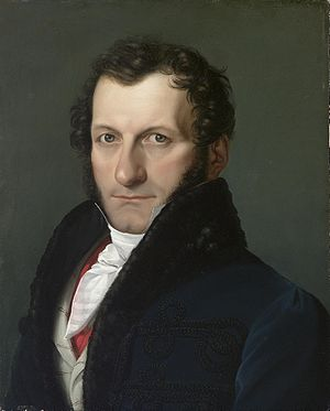 Pelagio Palagi - Conte Colonnello Teodoro Arese Lucini