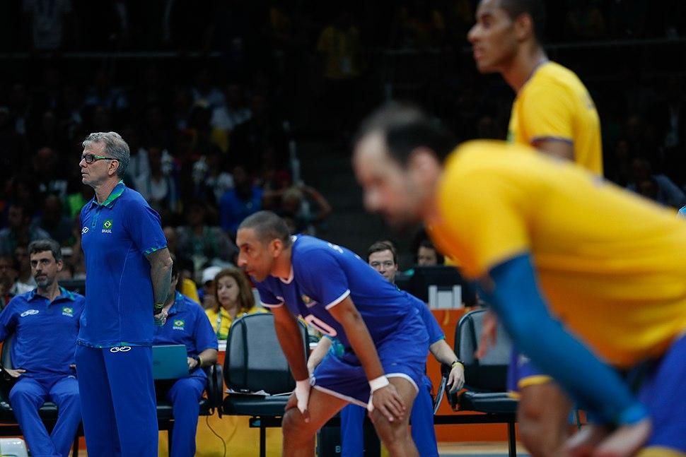 Final do vôlei masculino no Maracanãzinho 1039339-21082016- mg 0003