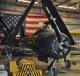 Ryan FR Fireball - FR-1 Fireball at the Planes of Fame Museum in Chino, California