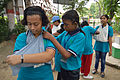 First Aid and Emergency Management Session - Summer Camp - Nisana Foundation - Sibpur BE College Model High School - Howrah 2013-06-08 9162.JPG