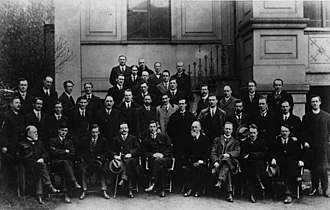 Mansion House, Dublin - Image: First dail eireann 1919