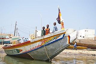 Department in Saint-Louis Region, Senegal