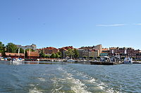 Marinehafen von Karlskrona