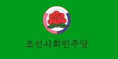 Flag of the Social Democratic Party of Korea.png