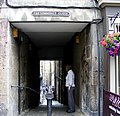 Fleshmarket Close Edinburgh - geograph.org.uk - 1597414.jpg