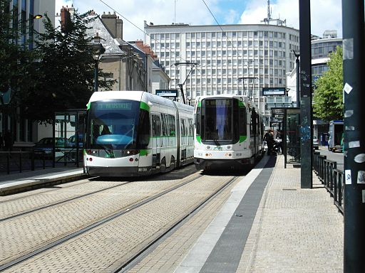 Flickr - IngolfBLN - Nantes - Tramway - Centre-ville (10)