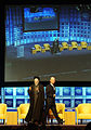Flickr - World Economic Forum - Mohammad Khatami, Klaus Schwab - World Economic Forum Annual Meeting Davos 2004.jpg