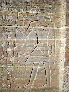 Autobiography of Harkhuf ancient Egyptian explorer