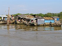 Floating village by gul791.jpg