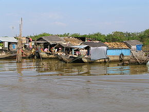 Floating village by gul791.jpg