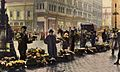 Flowers sellers, Martin Place 1900 (15426936193).jpg