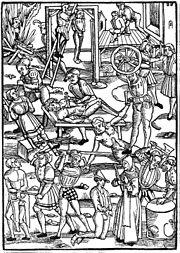 Folter im 16 Jhd