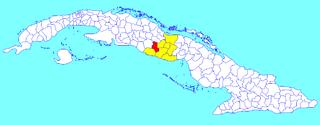 Fomento Municipality in Sancti Spíritus, Cuba