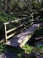 Footbridge across the Corfe River - geograph.org.uk - 769226.jpg