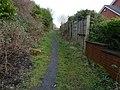 Footpath off Carham Road - geograph.org.uk - 1136904.jpg