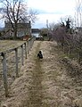 Footpath towards Linden Lea - geograph.org.uk - 1765142.jpg