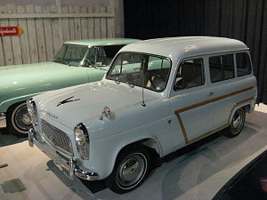 Ford 100E Squire