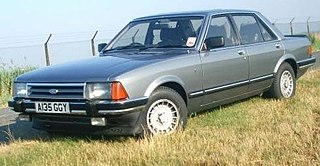 Ford Granada (Europe) Motor vehicle