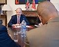 Foreign Office Minister, Henry Bellingham With Ewart Brown Prime Minister Of Bermuda (4730041742).jpg