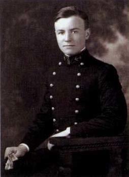 Forrest Sherman 1918