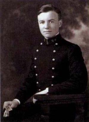 Forrest Sherman - Midshipman Forrest Sherman