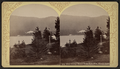 Fort George House from Fort Wm. Henry Hotel, by Stoddard, Seneca Ray, 1844-1917 , 1844-1917.png