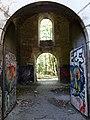 Fort de Loyasse - Porte d'entrée côté rue du Bas Loyasse.jpg