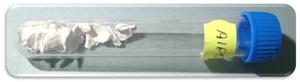 Aluminium phosphate - Image: Fosforečnan hlinitý