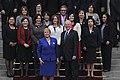 Fotografía Oficial del Encuentro Presidencial y I Gabinete Binacional Perú-Chile (35781710395).jpg