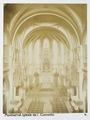 Fotografi av Montserrat. Iglesia del Convento - Hallwylska museet - 104751.tif