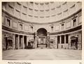Fotografi av Roma. Pantheon di Agrippa - Hallwylska museet - 104732.tif